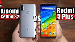 Xiaomi Redmi S2 vs Redmi 5 Plus: What's The Difference Between Budget Phones?