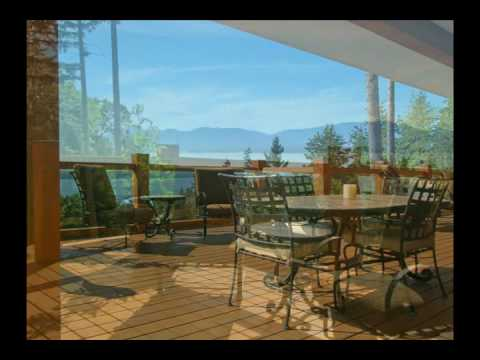 Tour of Home for Sale C, Salt Spring Island, B.C.