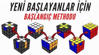 Zeka Küpü Nasıl Çözülür  Rubik Küp Çözümü  Zeka Küpü Nasıl Yapılır  Rubik Küp Nasıl Çözülür  1.