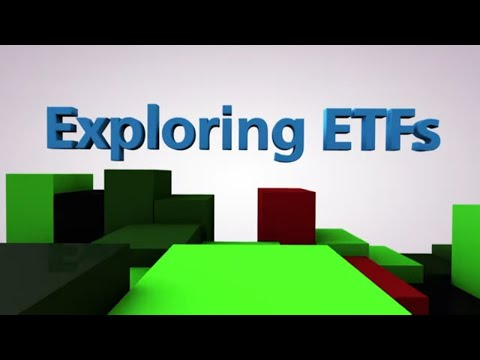 Why Financials ETF Are Rising