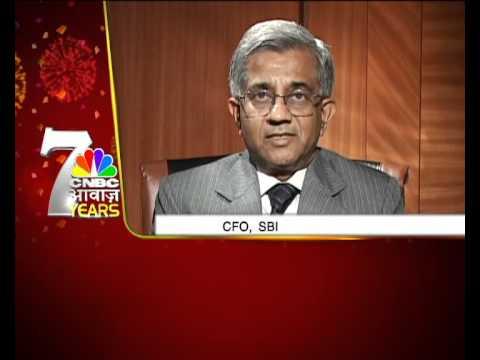 CNBCAWAAZ Birthday Wishes by  Chitra  Ramakrishna Joint MD , NSE Diwakar Gupta, CFO SBI