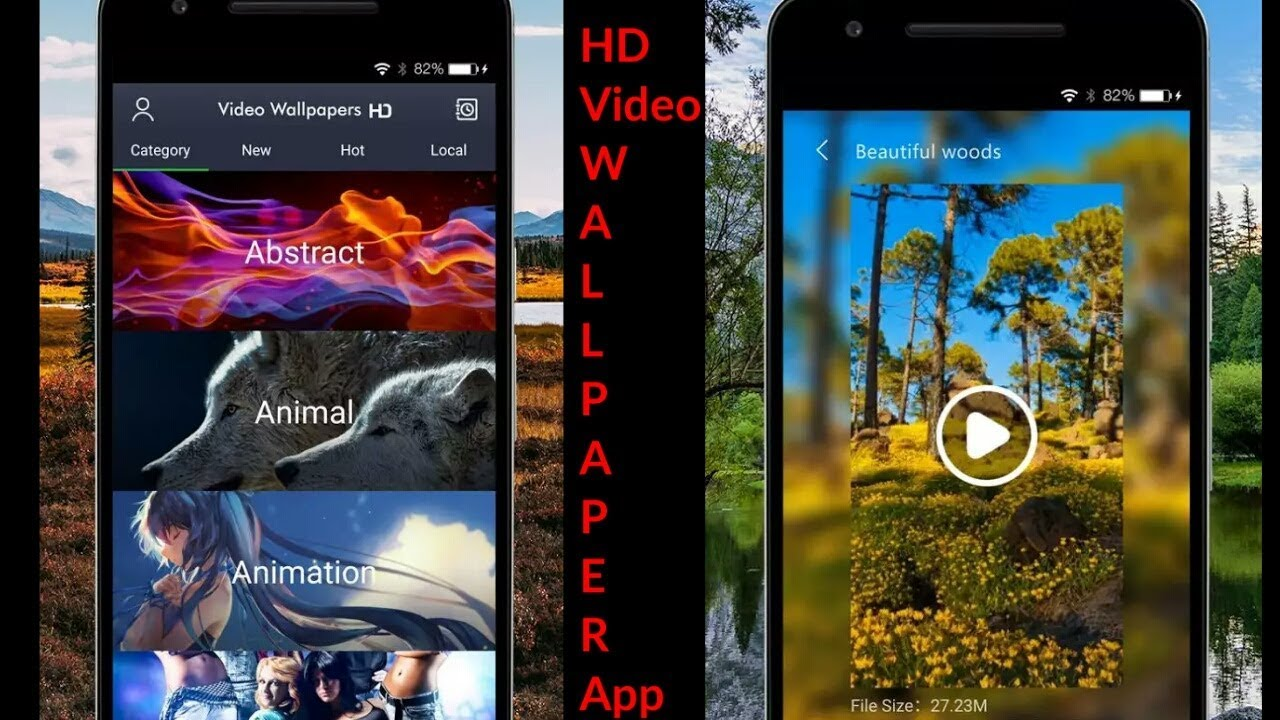 Best HD Video Wallpaper|| For Android Mobile|| Download From The Play Store|| By Android Apps||
