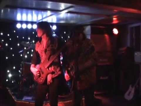 "Mississippi Cream"" My lady""  live in Stockholm Pub Anchor"