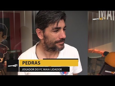 FLASH INTERVIEW - PEDRAS (FC Maia Lidador)