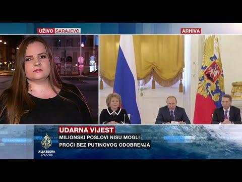 Miranda Patrucić o Putinovim offshore poslovima