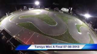 RC Racing at EECC Tamiya Mini A Final 07-08-2013