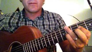 Unshaken (Tutorial for Acoustic Guitar) Video