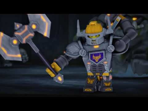 LEGO® NEXO KNIGHTS™ - Mini-movie 5 (Svenska)