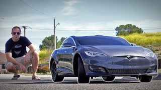 SPEED TESTING my new Tesla Model S!