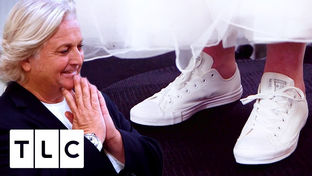 Bride Wants To Wear Trainers At Her Wedding