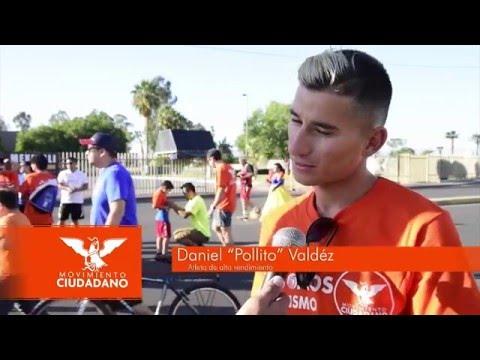 Gana Pollito Valdez carrera de 10 kilometros