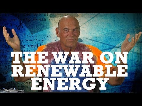The War on Renewable Energy | Jesse Ventura Off The Grid - Ora TV