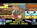 [AMSTRAD CPC] Outlaws - Longplay & Review (NEW GAME! 2016)