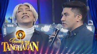 Tawag ng Tanghalan: Vice pokes fun at Luis' chest