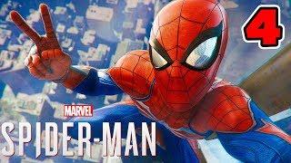 Spider-Man PL (04) - NOC W MUZEUM! [PS4 PRO]   4K   Vertez