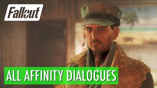Fallout 4 - MacCready, All Affinity Dialogues