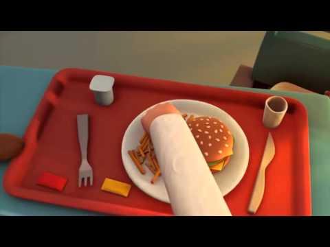 Обед в больнице/никогда не сдавайся