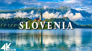 Slovenia 4K - Relaxing Music Along With Beautiful Nature Videos