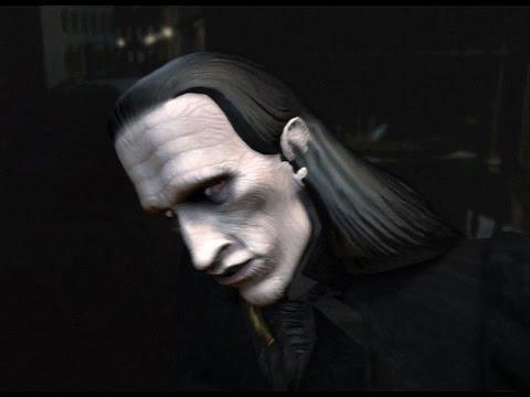 Dracula 2: The Last Sanctuary прохождение (3) Кладбище