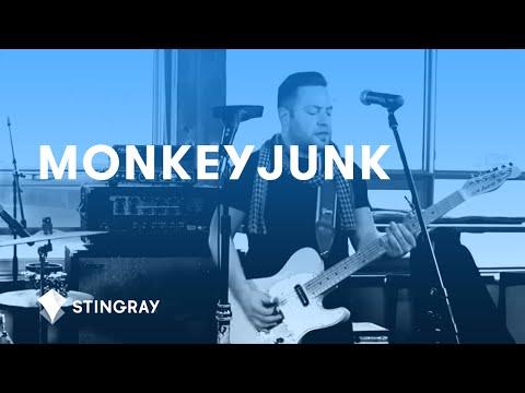 MonkeyJunk - You Make A Mess (Live Session)