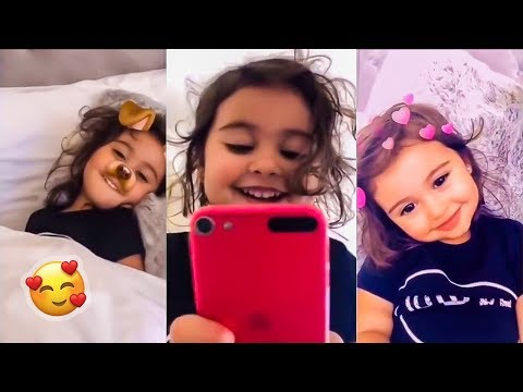 Elle Mcbroom Knows How To Use Snapchat (SMART GIRL) | The Ace Family