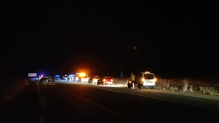 Tres mujeres fallecen en un atropello en Pedrosillo el Ralo N-620