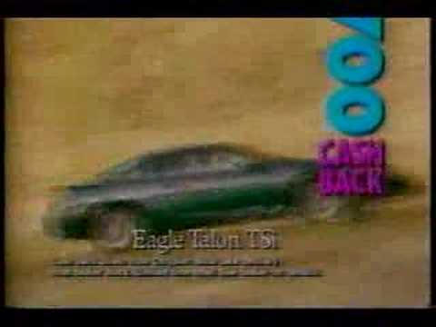 1993 Jeep Eagle Clearance Sale TV Commercial