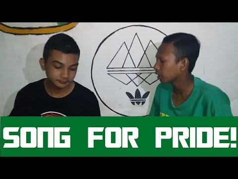 SONG FOR PRIDE COVER FERRY CUNGKRING