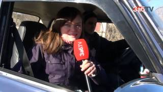 Добровольцы в Чите пересели с автомата на механику