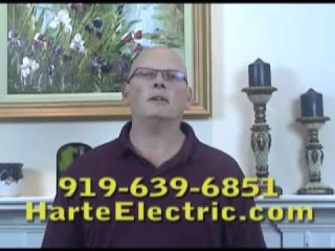 Harte Electric - Residential and Commerical Electrician Raleigh, Fuquay-Varina