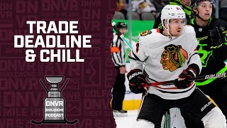 NHL Trade Deadline And Chill L DNVR Avalanche
