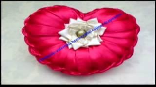 Repeat youtube video Cojines Drapeados - P 23 -  parte 1/3 - Decoración Total