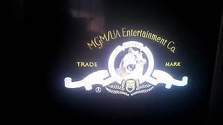 MGM/UA Entertainment Co. Logo