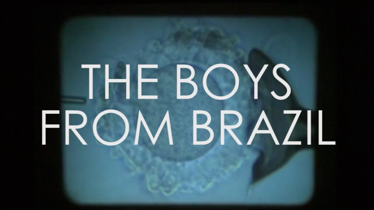 the boys from brazil trailer 2016 youtube