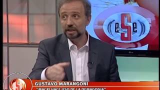 ESE 2910 ENTRE CAMBIOS Y CONTINUIDADES Gustavo Marangoni 1