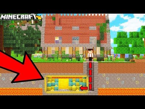 tajna-baza-pod-moim-nowym-domkiem-w-minecraft?!