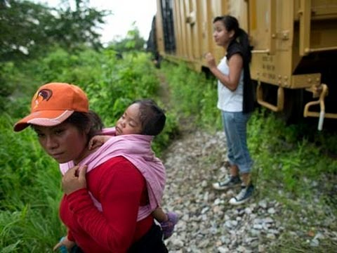 Record Number of Migrant Children Cross Border