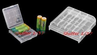 Посилка з Aliexpress #3: Кейси для акумуляторів АА і ААА