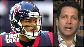 Adam Schefter breaks down the factors that led to Deshaun Watson's trade request   First Take