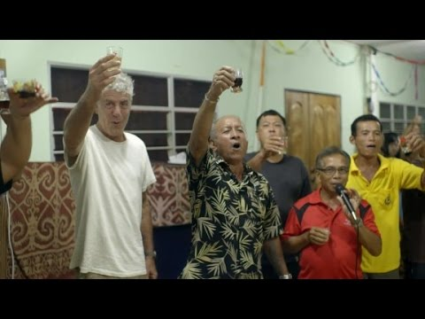 A return to Borneo 10 years in the making (Anthony Bourdain Parts Unknown)