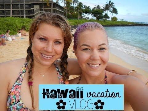 Kauai ✿ Vacation ✿ 2014 ✿ VLOG