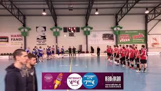 13. 4. 2019 MEX 1. finále play off, Tsunami Záhorská Bystrica - Florbalový klub AS Trenčín, SZFB