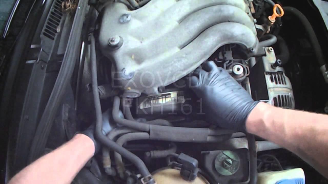 VW A4: 2.0L AZG No Start (Cranks OK) Part 1 - YouTube