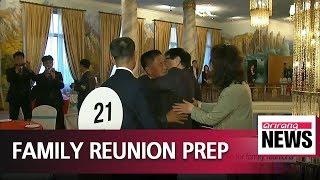 S. Korean advance team heads to N. Korea to prepare for family reunions