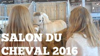 Video VLOG : SALON DU CHEVAL DE PARIS 2016 ! download MP3, 3GP, MP4, WEBM, AVI, FLV Oktober 2018