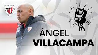🎙️ Ángel Villacampa I post Madrid CFF 4-1 Athletic Club I J17 Primera Iberdrola