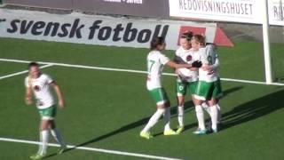 Höjdpunkter Östersunds DFF-Hammarby IF DFF 1-2 (16 okt)