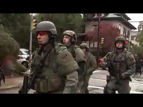 Suspect In Synagogue Shooting Made Anti-Semitic Remarks | NBC News