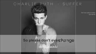 Thaisub Charlie Puth Suffer