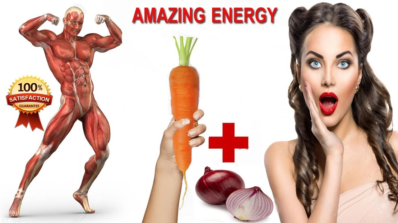 Why Carrot with Onion are good for health, Easy Homemade